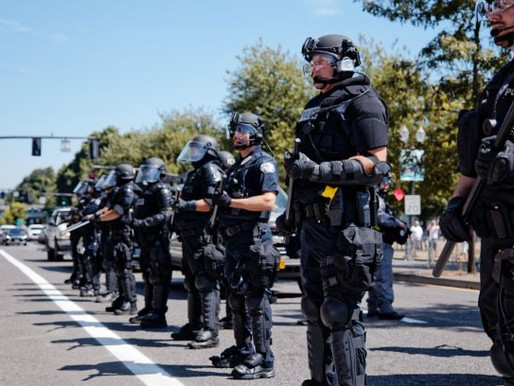 US Police Reforms - Not