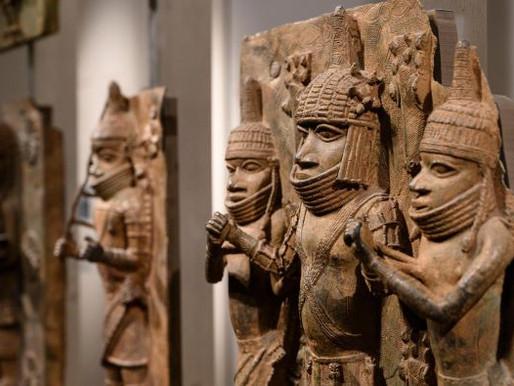 Germany to Hand Back Benin Bronzes