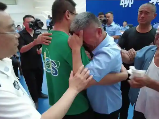 Father Finds Kidnapped Son After 24 Years