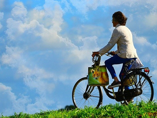 Cycling and Walking to Continue Beyond Pandemic