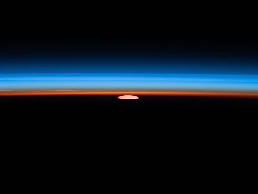 Beauty of Earth from Orbit