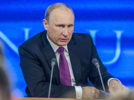 Putin Enjoying Vaccine Success