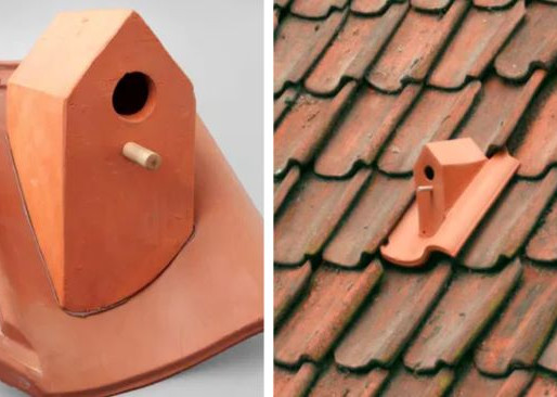 Bird Houses for Your Roof
