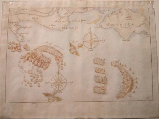 Spanish Armada Maps Saved