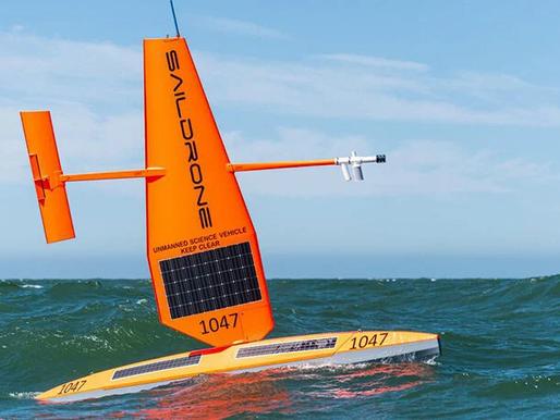 Autonomous Ocean Roving Saildrones