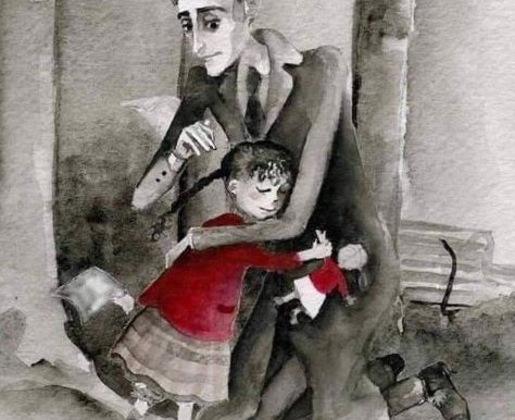 Kafka and the Lost Doll