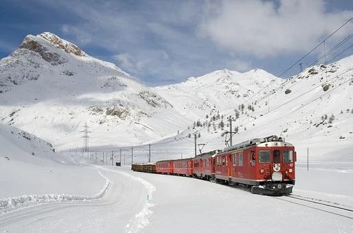 Groundbreaking Swiss Travel App