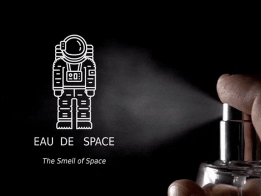 The Smell of Space