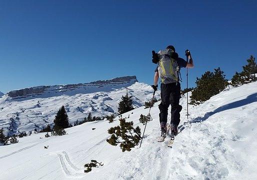 Ski Resort With No Lifts