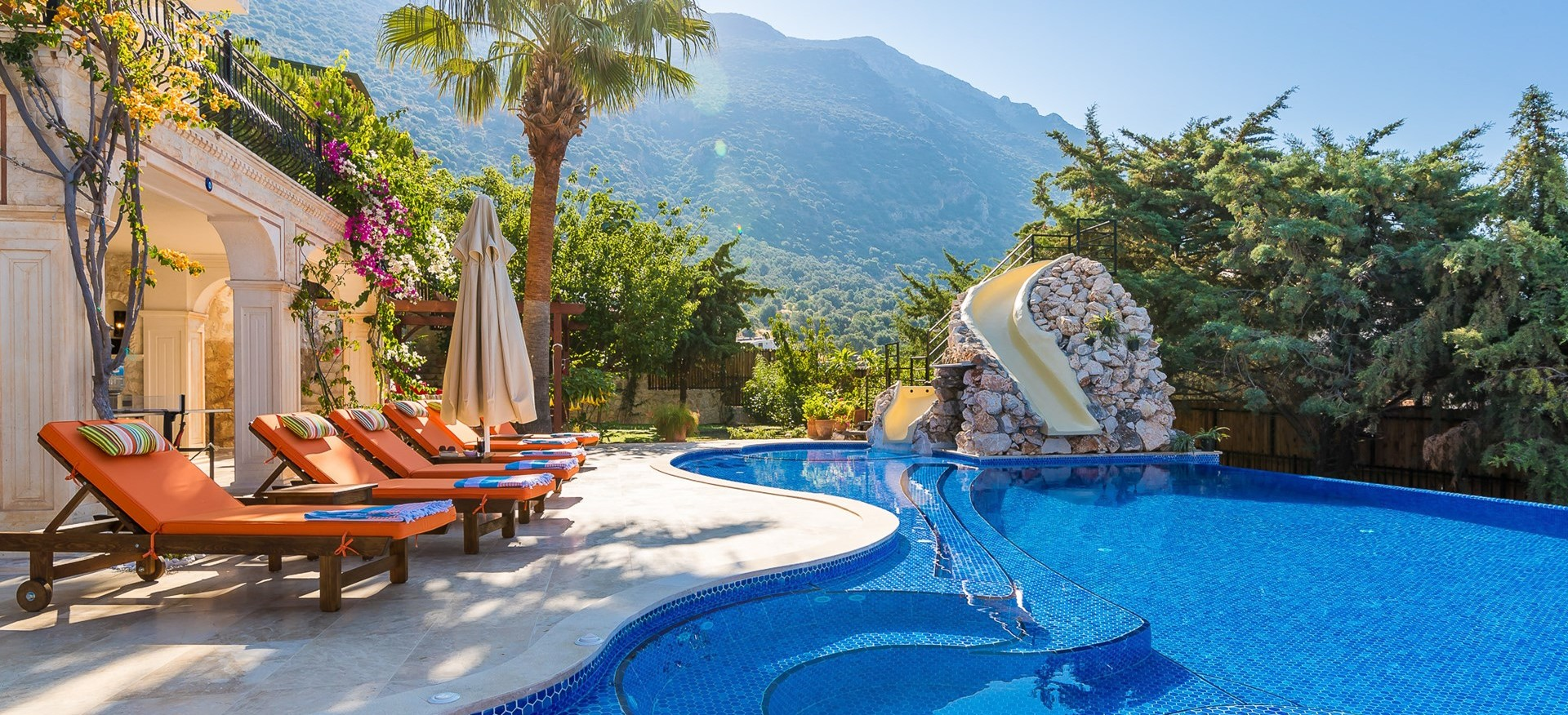 villa-caria-kalkan-swimming-pool