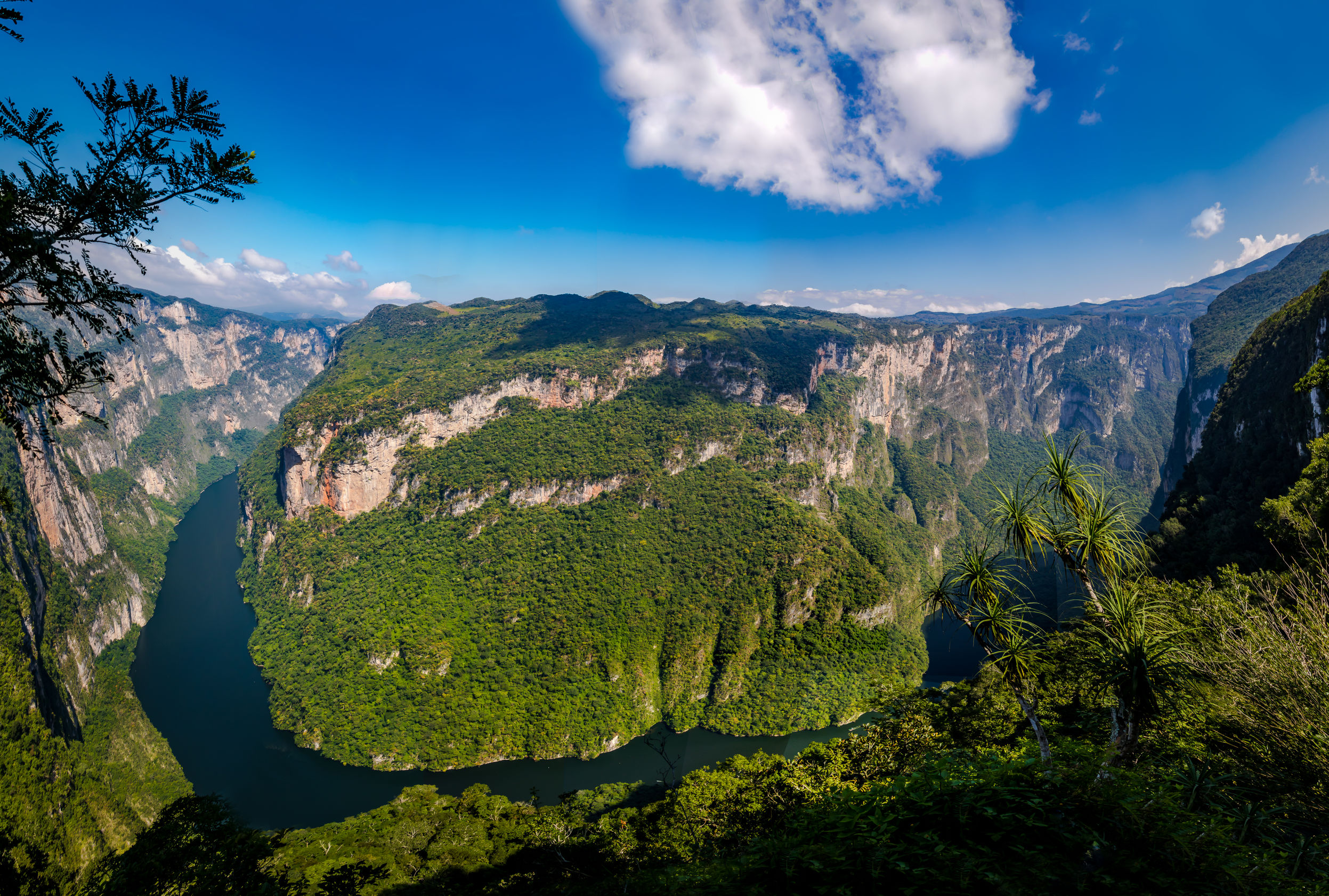 Sumidero-Canyon-Mexico