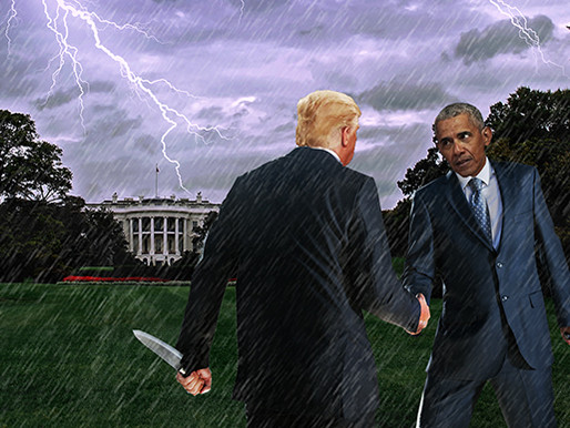 White House Knife Fight