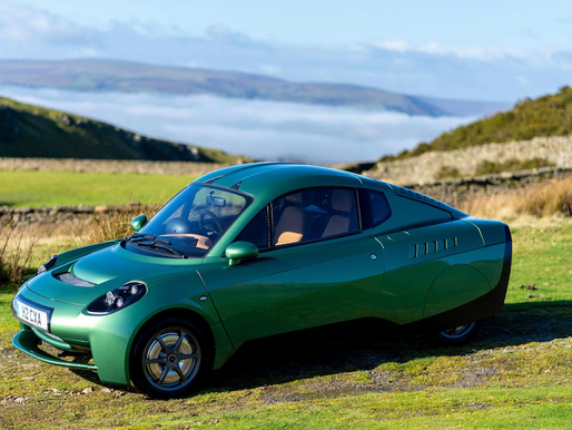 Hydrogen Powered Cars to be Built in Wales