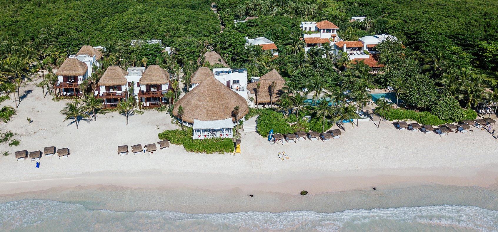 hotel-esencia-riviera-maya-aerial