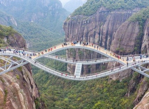Unreal Bridge in China is Real