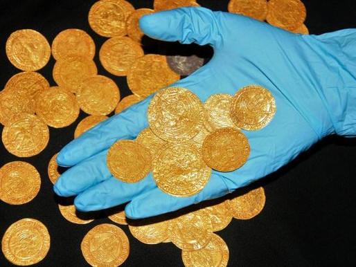 Golden Era for Treasure Hunters