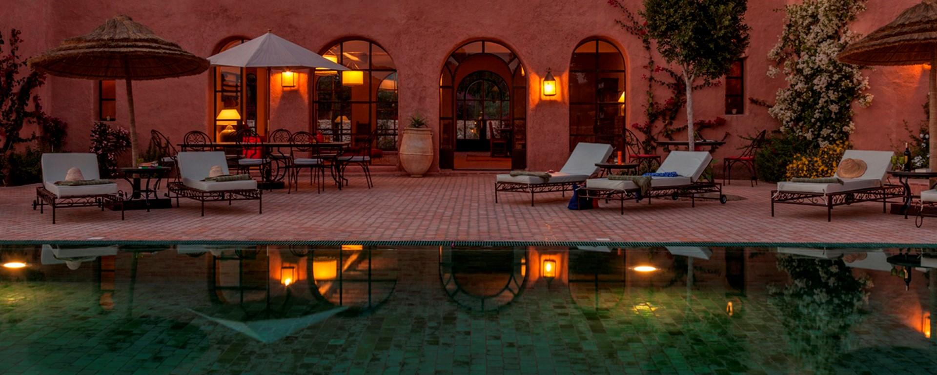 villa-basmah-essaouira-pool-twilight