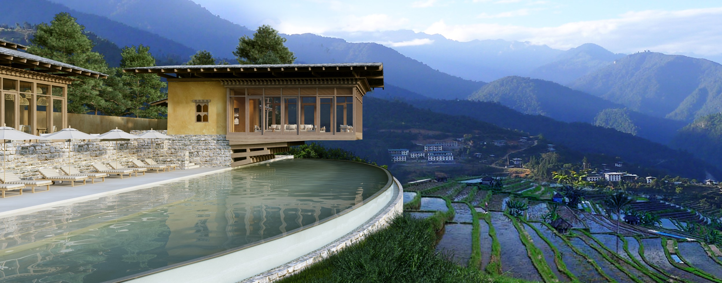 Punakha-Luxury-Lodge-Bhutan