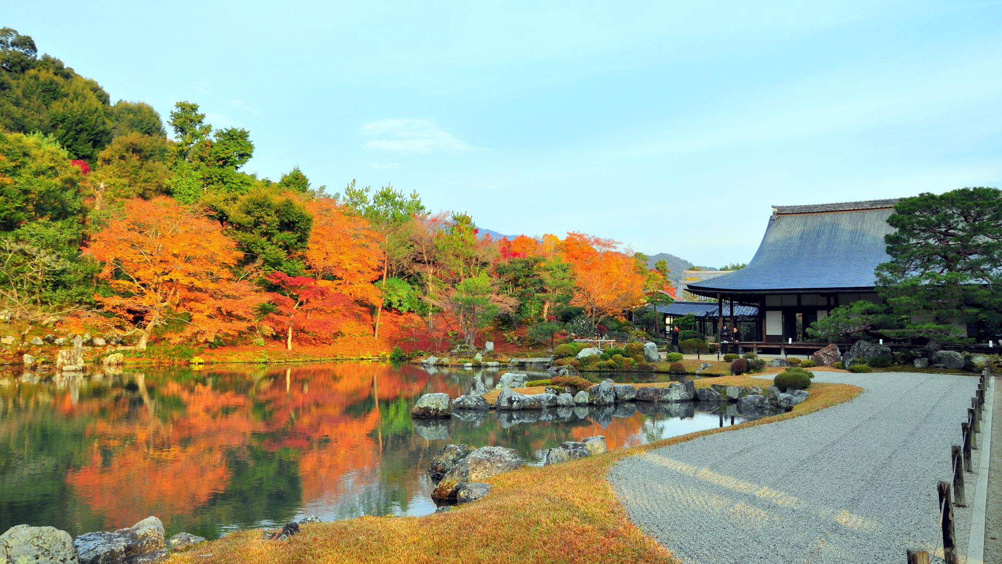 Tenryu-Ji-Temple-Kyoto