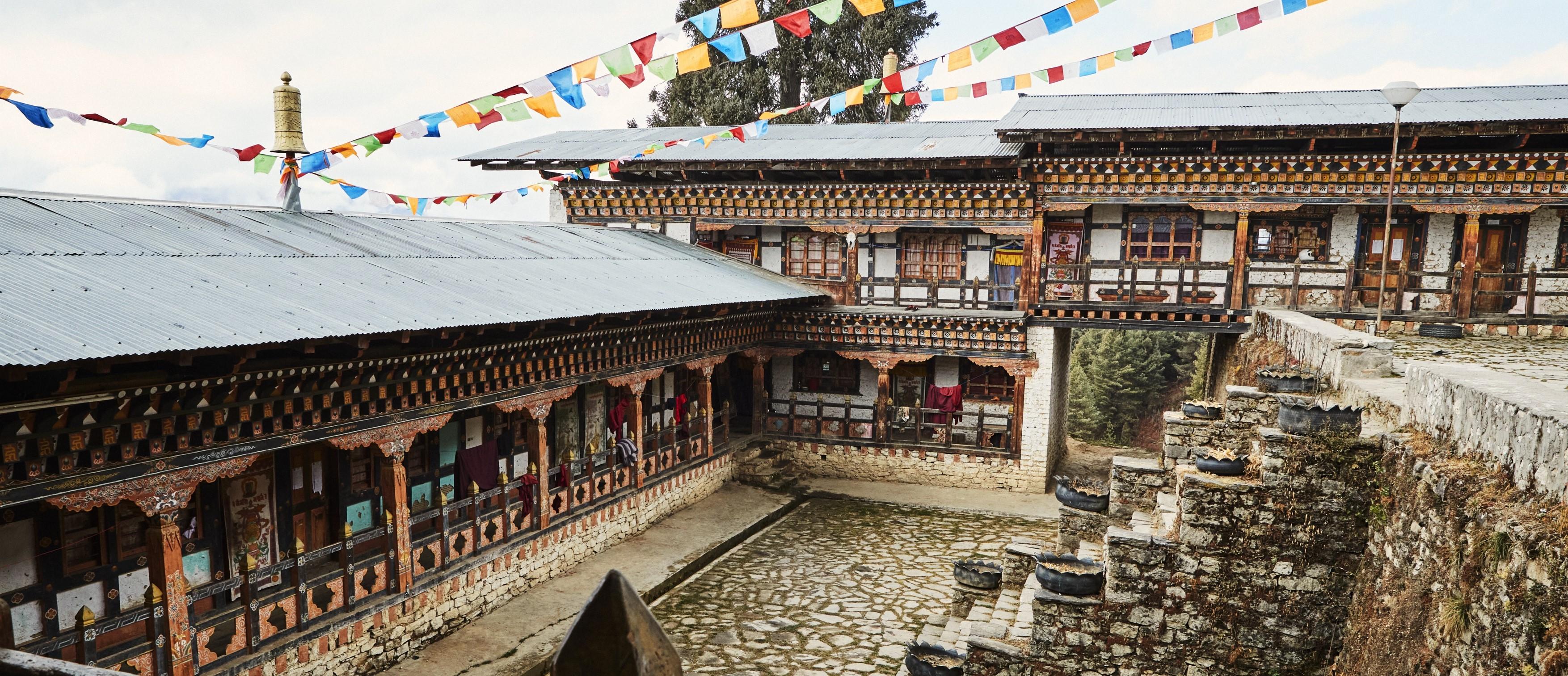 Pedtseling-monastery-Bhutan