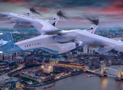 Electric Flying Taxi