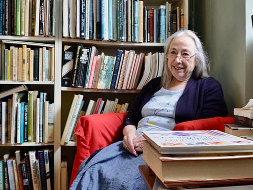 At 65, Woman Fulfills Lifelong Dream