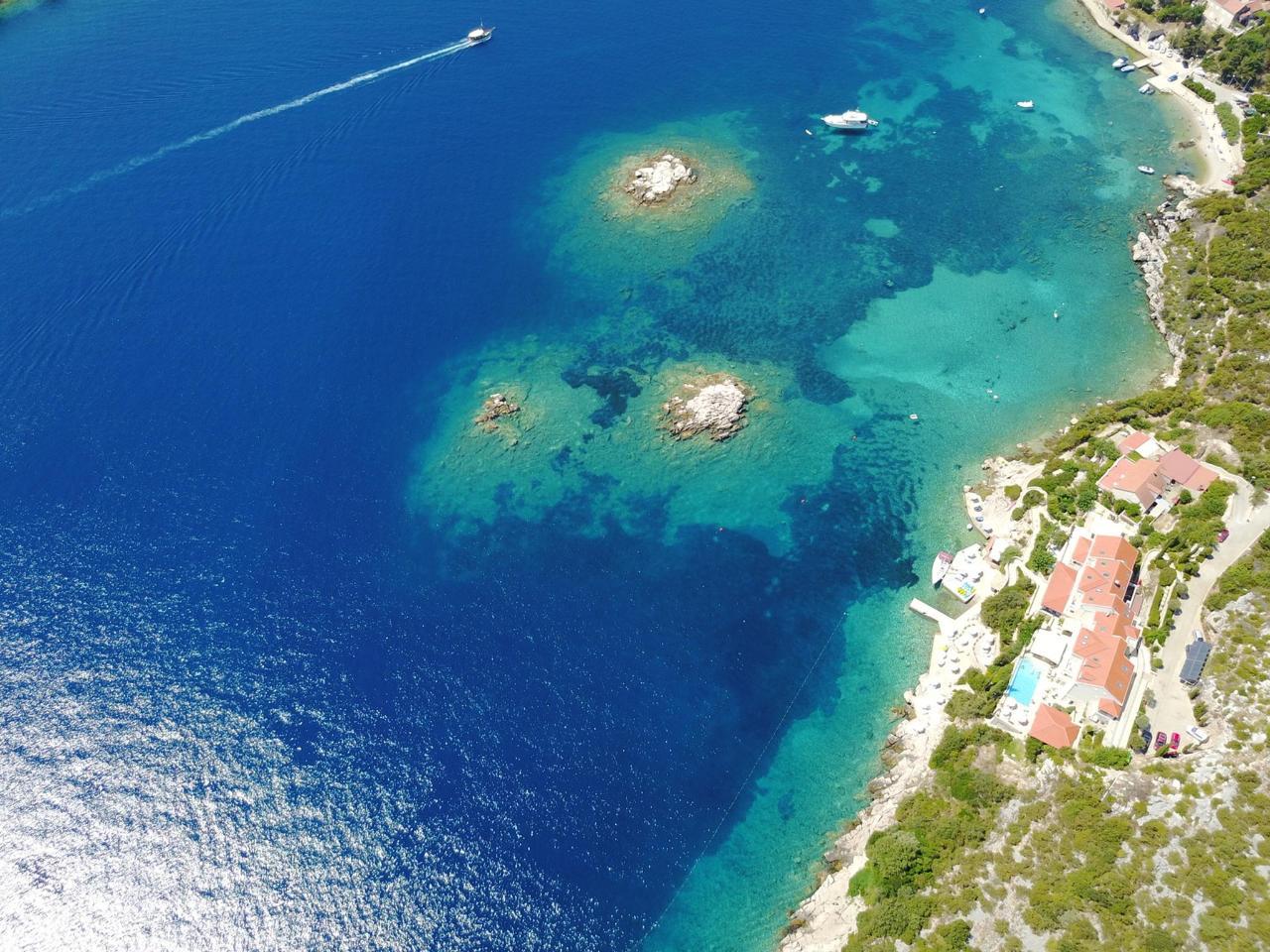 sipan-island-croatia-aerial-view
