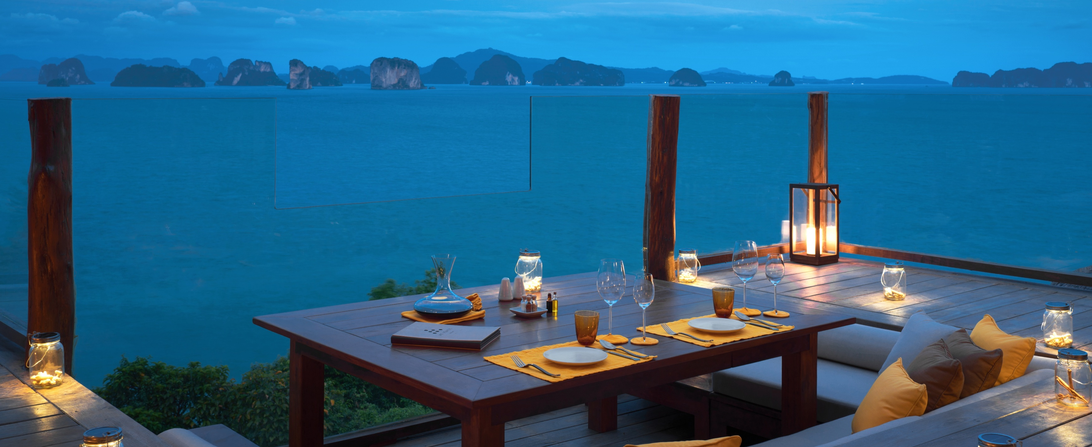 The_View_Romantic_Dinner