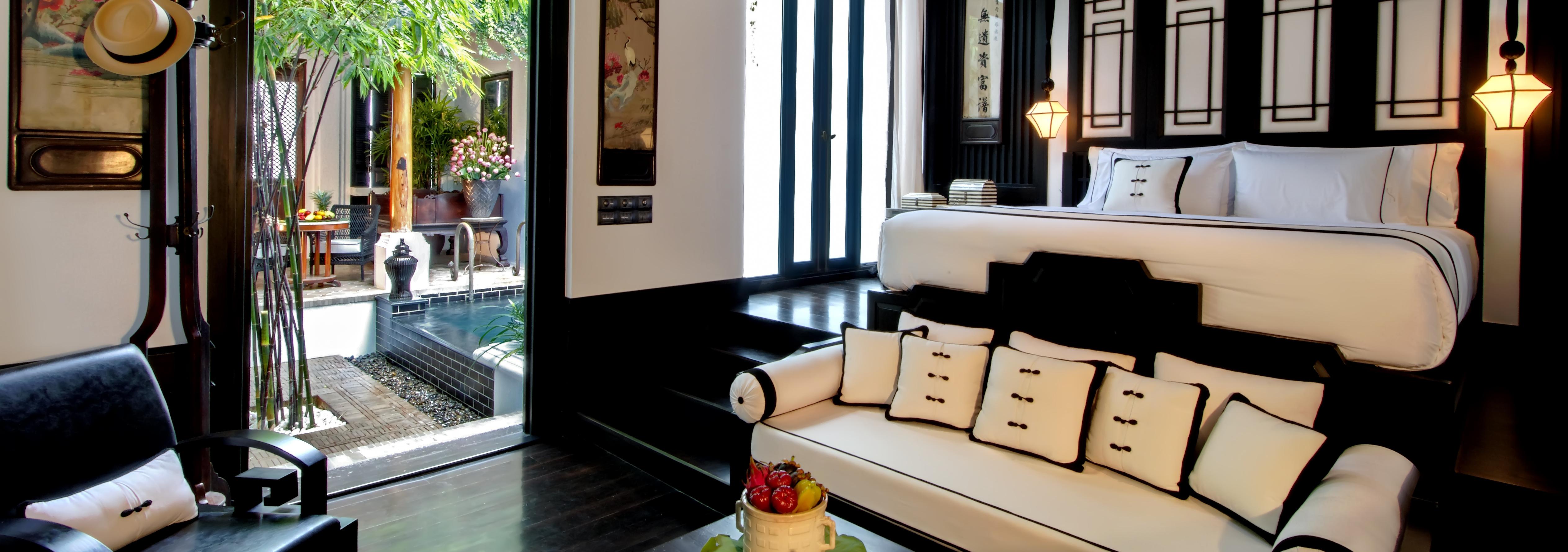 The-Siam-Pool-Villa-Bedroom