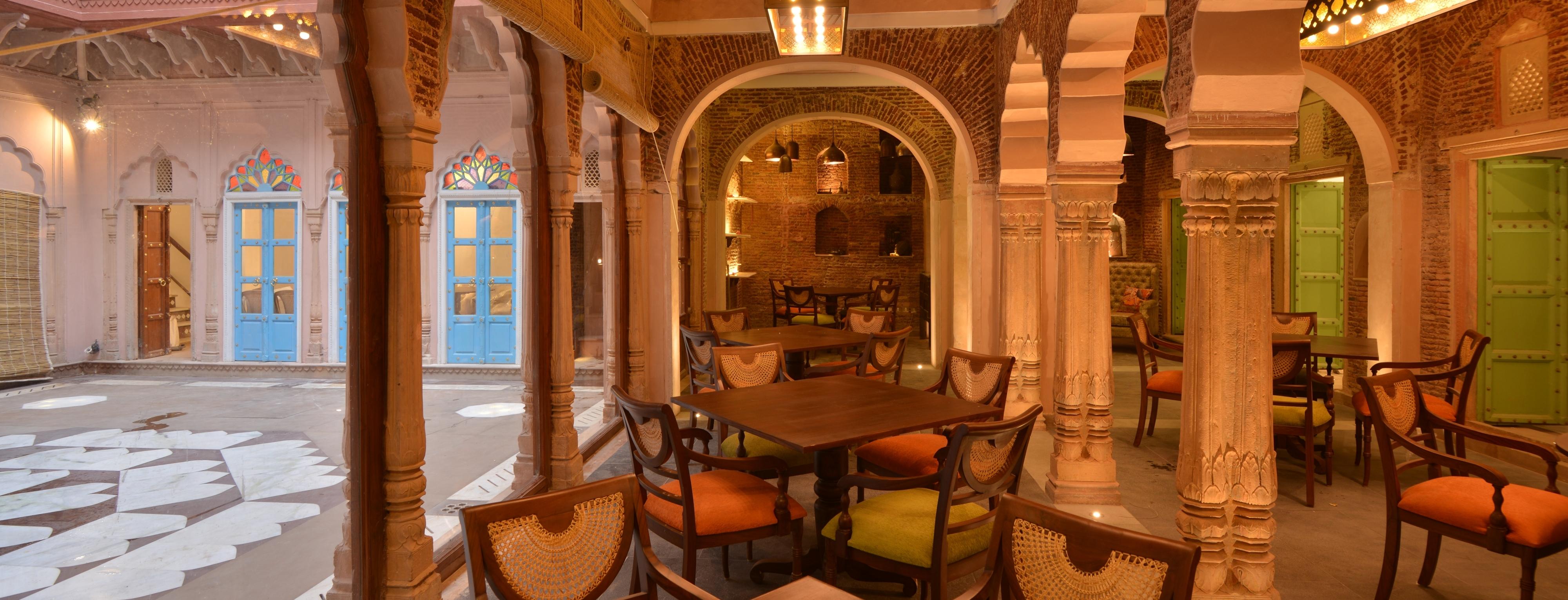 Haveli-Dharampura-restaurant