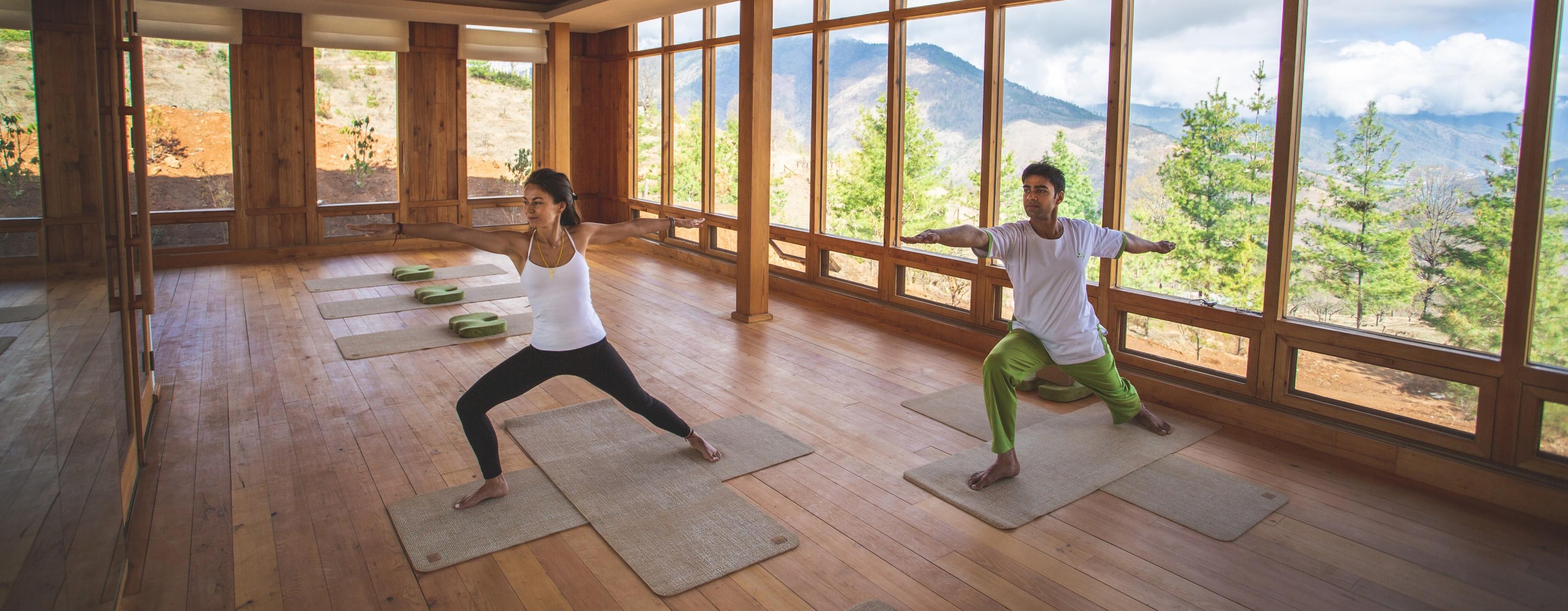 six-senses-thimphu-Yoga-studio