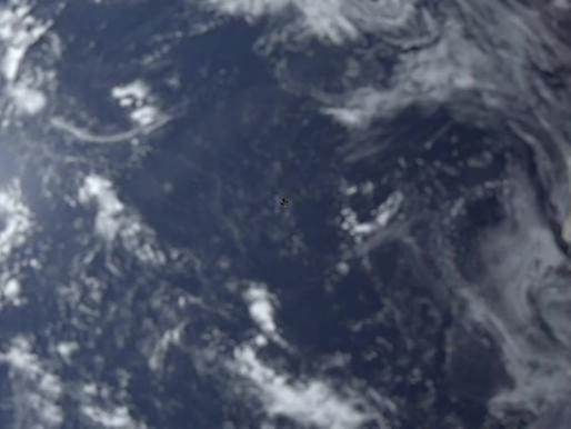 Tiny Spacecraft is 'Solar Sailing'