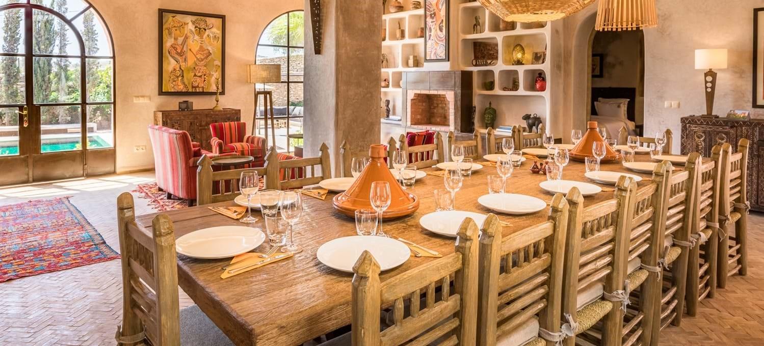 villa-begonia-essaouira-dining-room
