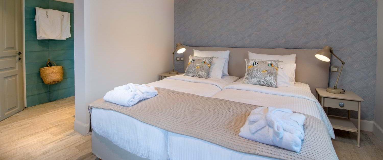 villa-rodi-corfu-twin-bedroom-2