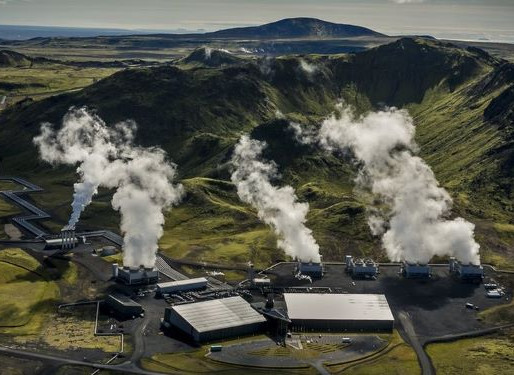 Iceland Turns CO2 Into Stone