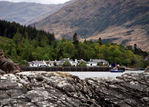 Local Community Buys Britain's Remotest Pub