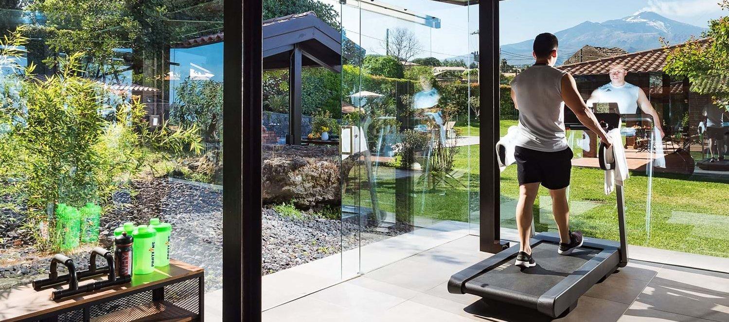 villa-trecastagni-garden-gym