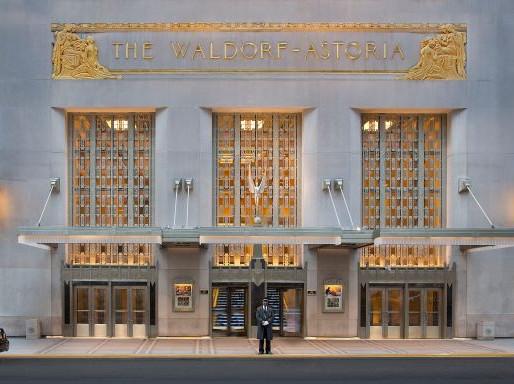 Waldorf Astoria $1bn Makeover