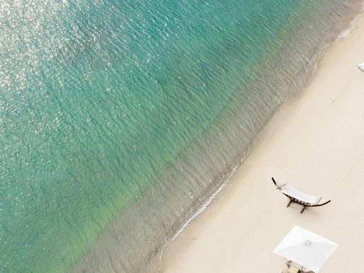 Greeks Hit The Beach