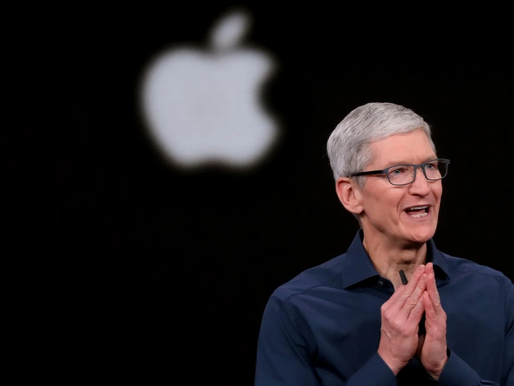 Apple Likely to Hit $3 Trillion