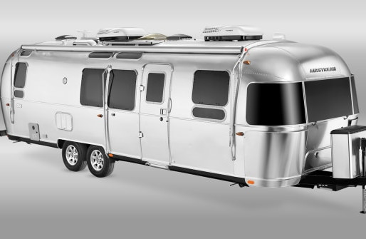 New Airstream: Remote Work Marvel