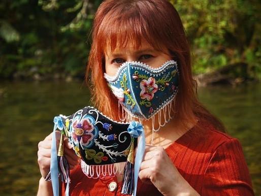 Face Masks as Art Form