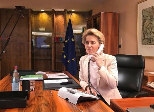 EU Leaders Stuck on Hold