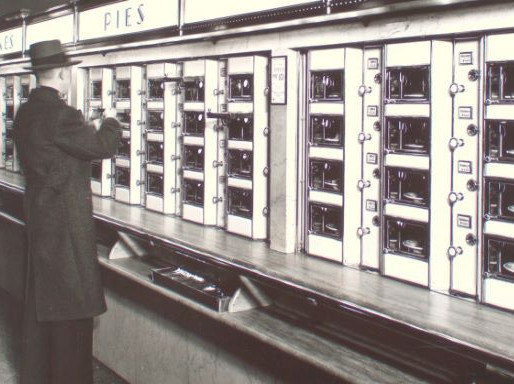 Automats Were First to Offer Fast Contactless Dining