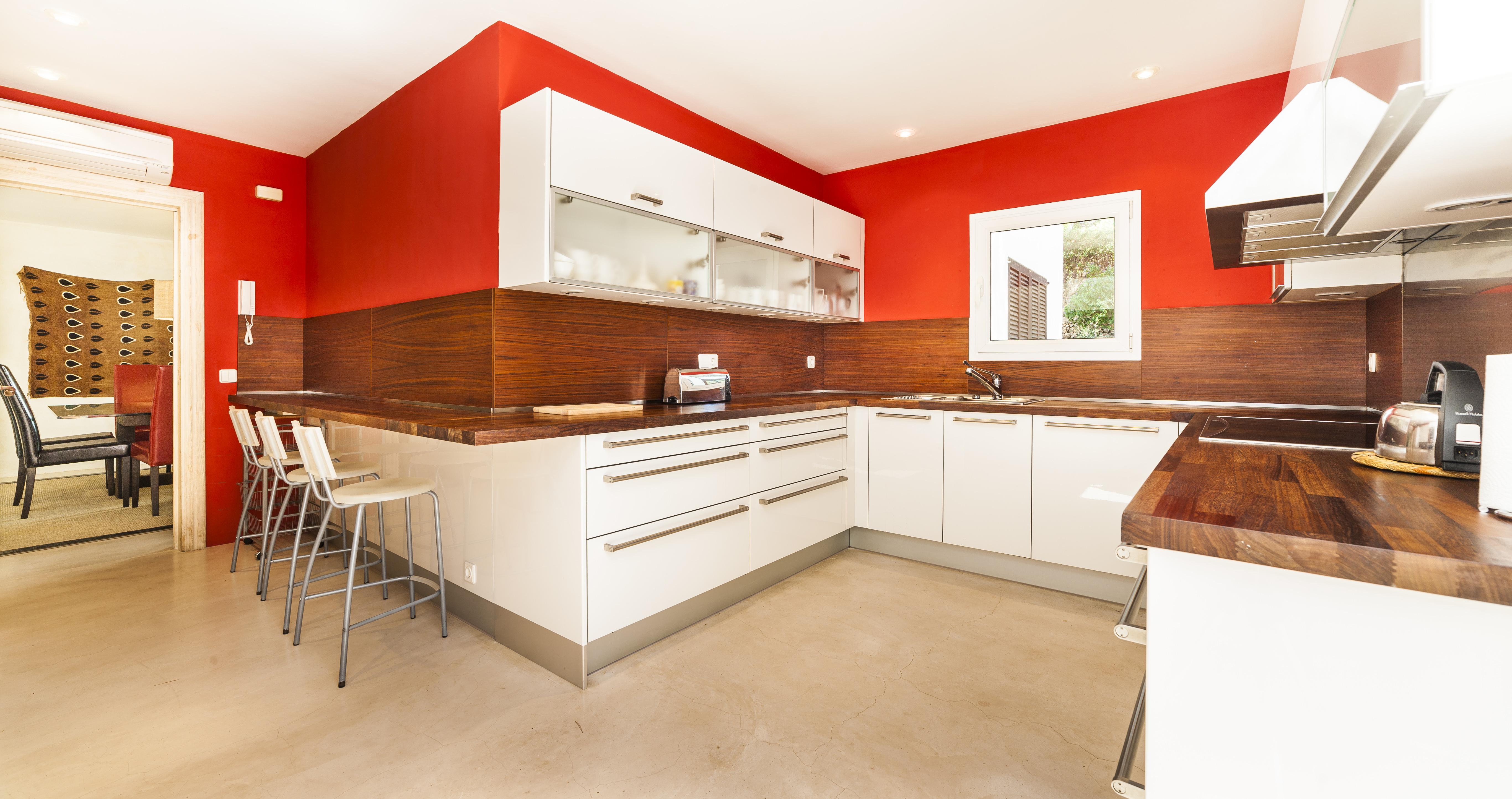 contemporary-kitchen-mallorca-villa