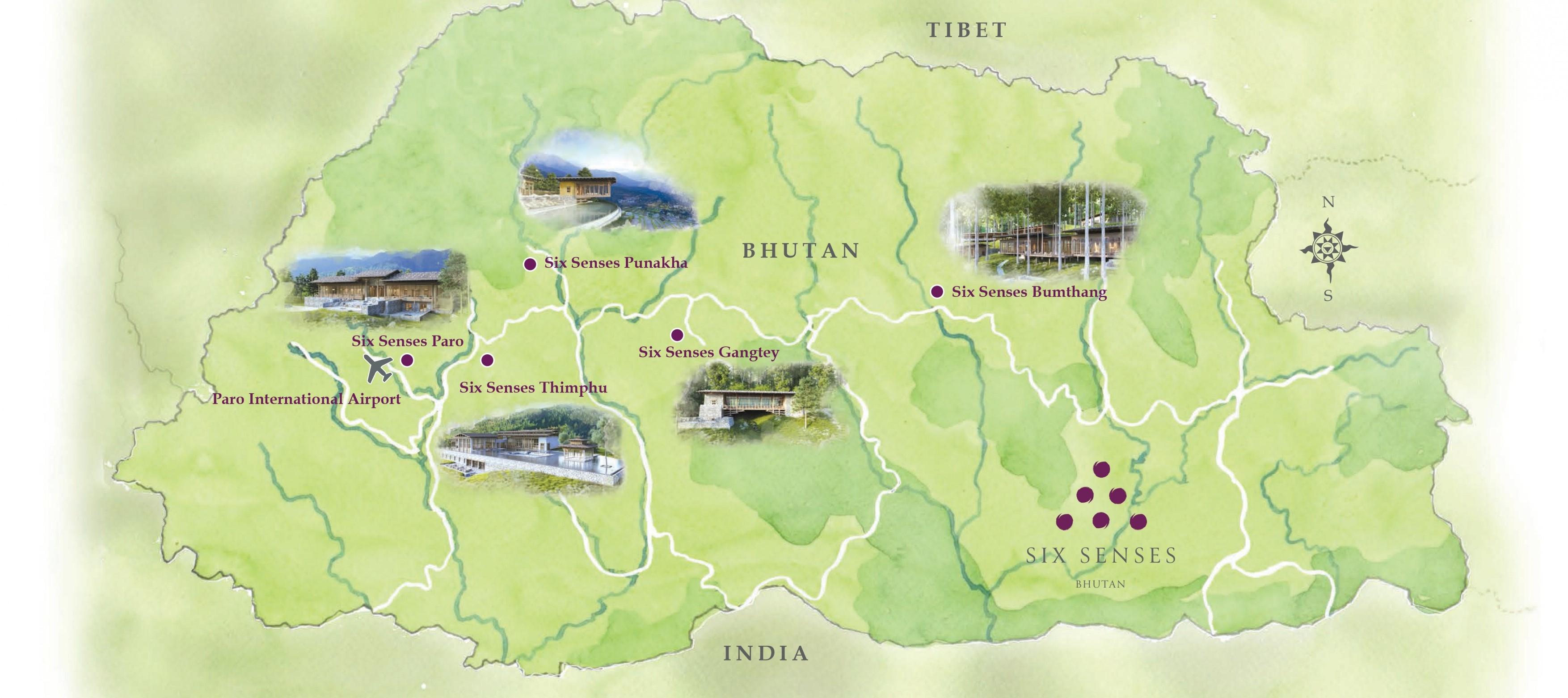 Six-Senses-Bhutan-Map
