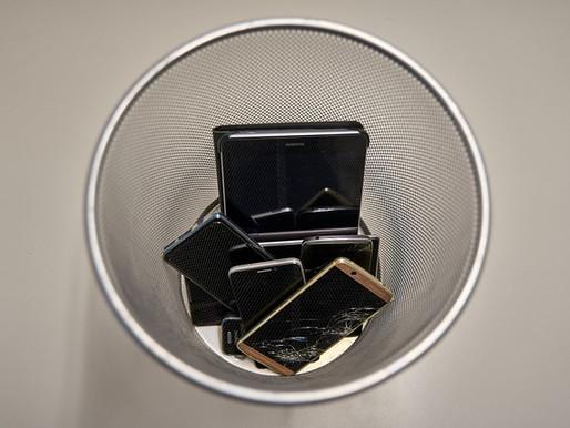 E-Waste Reborn as Jewellery
