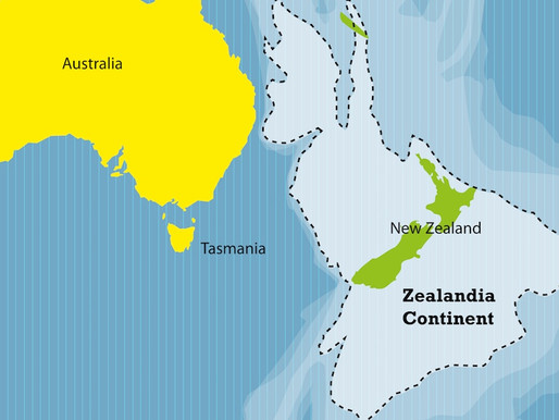 Chunk of Ancient Super Continent Discovered