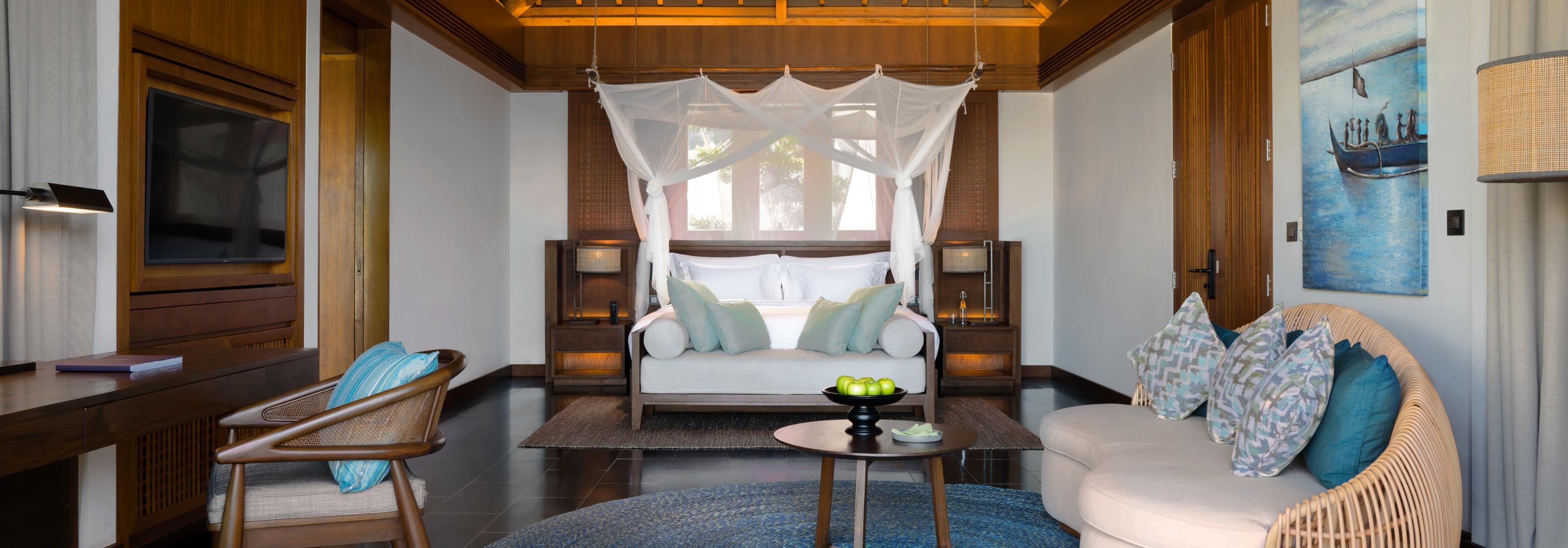 One-bedroom-cliff-pool-villa-bedroom