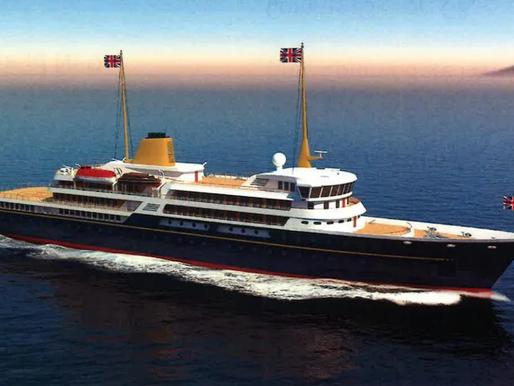 New Royal Yacht Britannia